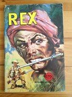 Rex # 20 Editions Mlp