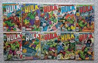 Incredible Hulk Vol 1 Collection, 66 Select Issues from '76 thru '81, VF - NM