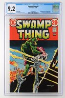 Swamp Thing #3 -NEAR MINT- CGC 9.2 NM- DC 1973 - 1st App Abigail Arcane!