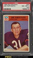 1966 Philadelphia SETBREAK Joe Fortunato #33 PSA 8.5 NM-MT+ (PWCC)