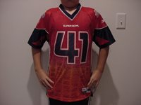 BEAUTIFUL Super Bowl XLI Youth Sz Lg Reebok Jersey, Indianapolis Colts, SWEET!!