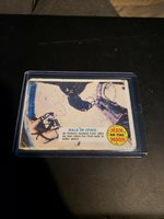1969 Topps Man on the Moon Walk in Space card Vintage