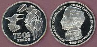 C Countries 1978 750 Peso PROOF