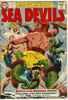 SEA DEVILS #14 7.5