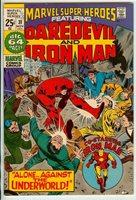 MARVEL SUPER-HEROES #31 9.2