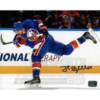 Johnny Boychuk New York Islanders Signed Autographed Slap Shot 8x10