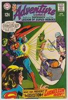L3273: Adventure Comics #376, Vol 1, VF-NM Condition