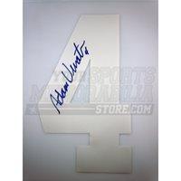Adam Vinatieri New England Patriots Signed Jersey Number