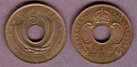 E Countries 1936 5 Cents
