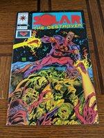Solar Man Of The Atom #34 (1994) Valiant Comics (Code FS)