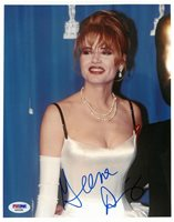 Geena Davis Signed Authentic Autographed 8x10 Photo PSA/DNA #AA63586