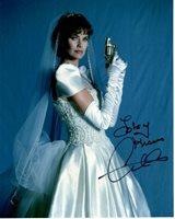 CAROL ALT Signed Autographed VENDETTA SECRETS OF A MAFIA BRIDE NANCY Photo