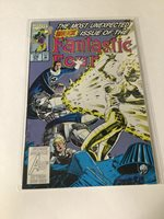 Fantastic Four 376 Vf+ Very Fine+ Marvel Comics