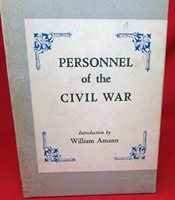 Books, Personnel of the Civil War Book Set