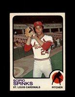 1973 SCIPIO SPINKS OPC #417 O-PEE-CHEE CARDINALS *G6870