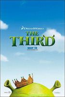 SHREK THE THIRD MOVIE POSTER Original DS Advance Style 27x40 One Sheet