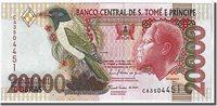 20,000 Dobras 2010 Saint Thomas and Prince Banknote