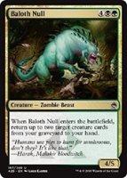 Baloth Null uncommon Masters 25 MTG Magic The Gathering