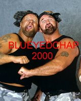 BUSHWACKERS LUKE & BUTCH WRESTLER 8 X 10 WRESTLING PHOTO WWF