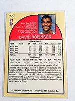 David Robinson Hoops Rookie Card