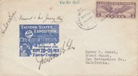 1931, Springfield, MA, 15th Annual Eastern States Expo, Signed (19337)