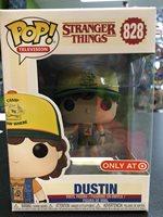 Funko POP! Television Stranger Things Dustin 828