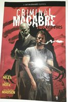 CRIMINAL MACABRE TWO RED EYES BY NILES & HOTZ~ DARK HORSE TPB NEW