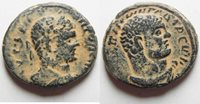 ZURQIEH -mk2790- Decapolis. Gadara under Caracalla (AD 198-217). AE 24mm. RARE!!