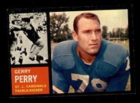 1962 Topps #145 Gerry Perry EX-MT