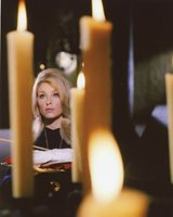 GLOSSY PHOTO PICTURE 8x10 Sharon Tate Candles