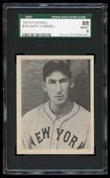 1939 Play Ball #18 Harry Danning *NY Giants* SGC 88 NM/MT #8131060-041