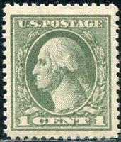 Jumbo Margins (U.S. General ; Scott#: 536)