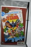The New Teen Titans #1 Millennium Edition DC Comics 2000 Wolfman & Perez 8.5