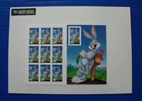 United States (#3137) 1997 Bugs Bunny sheet (in original pkg)
