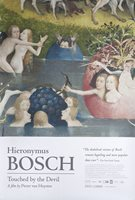 Hieronymus Bosch, Touched by the Devil 2016 U.S. One Sheet Poster