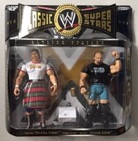 WWE Jakks Classic ToysRUs Exclusive RODDY PIPER STONE COLD Wrestling Figures
