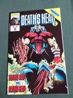 DEATHS HEAD 2 - MARVEL COMIC-USA - APRIL 1993 - # 5 - VG