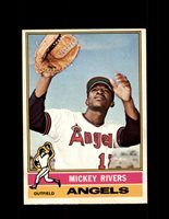 1976 MICKEY RIVERS OPC #85 O-PEE-CHEE ANGELS *R4614