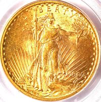 Collectors com - Coins - Liberty Head $20 - Type 3, With