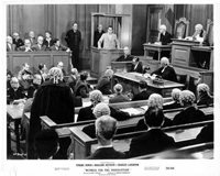 WITNESS FOR THE PROSECUTION great original 8x10 still 1958 (p303)