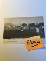 Old Postcard 1900's Caldeno Golf Course Delaware Water Gap Pennsylvania Golfing