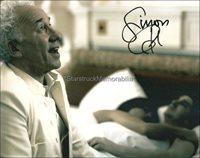 Simon Callow Autograph *Actor* Hand Signed 10x8 Photo