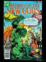 New Gods #16 VF/NM 9.0 Tongie Farm Collection Comic Book