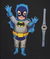 BATMAN - SUPER JRS ADVERTISING PROMOTIONAL CUT OUTS DC 1979 RARE