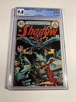 Shadow 5 Cgc 9.8 Ow/White Pages Dc Bronze Age 005