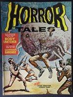 Horror Tales Magazine Vol. 3 #2 Eerie Publications Horror High Grade 1971