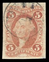 R24a Used PSE graded 95, Cert. # 01321534