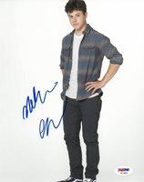 Nolan Gould Signed Authentic Autographed 8x10 Photo PSA/DNA #AD14663