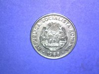 Romania - 15 Bani - 1966 - KM# 93