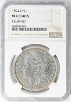 1894-O $1 NGC Details